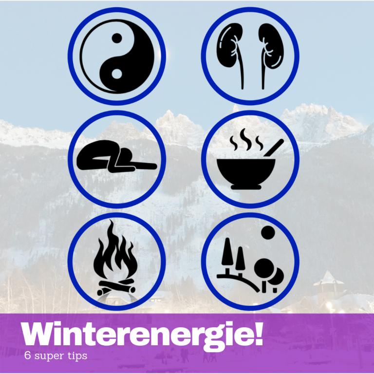 6 tips voor een energieke winter
