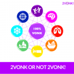 2VONK or NOT 2VONK