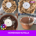 Homemade nutella