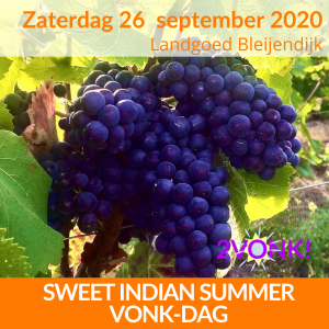 VONKdag Sweet Indian summer 2020